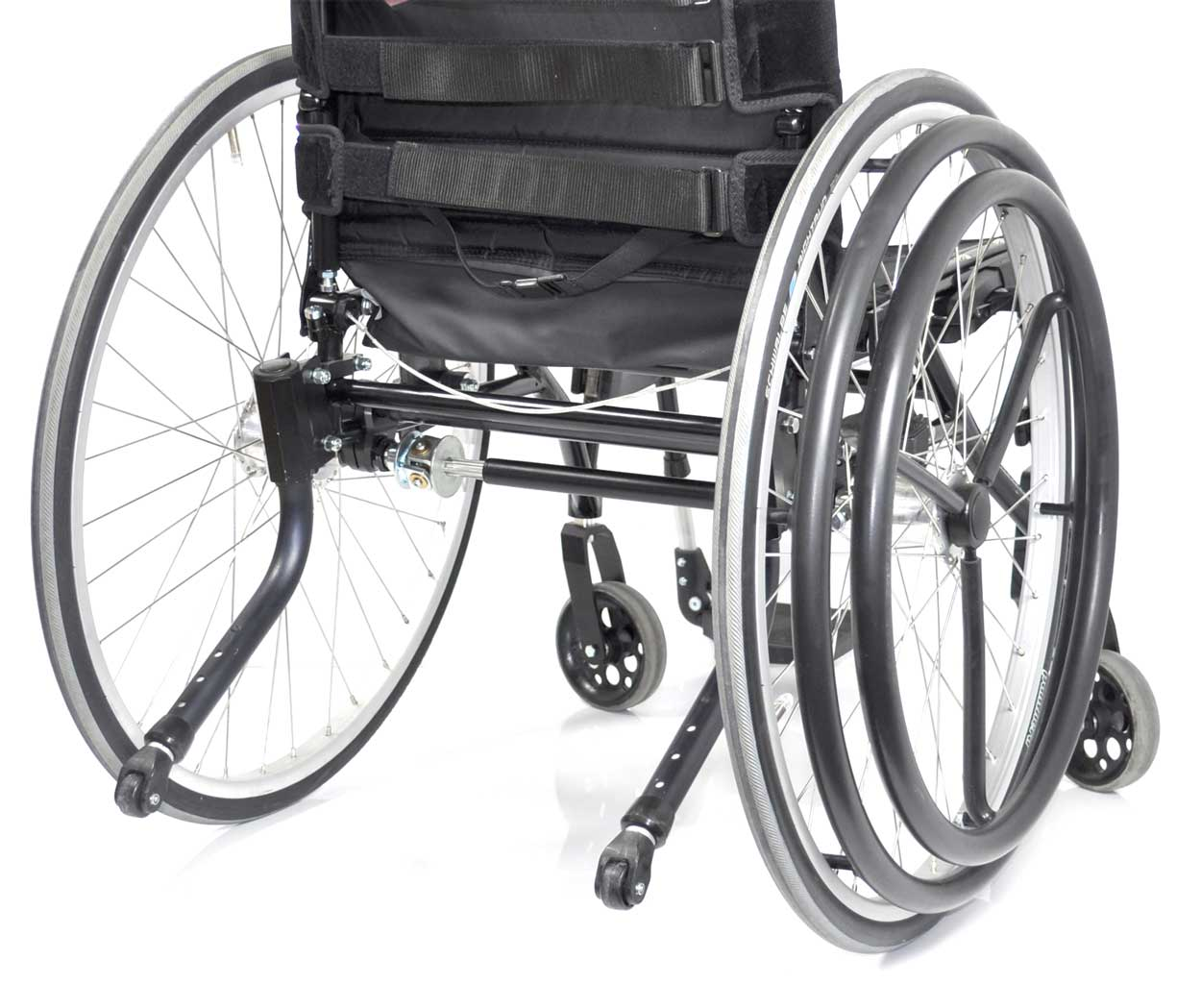 One arm drive wheelchair - Rear Wheel One Arm Drive