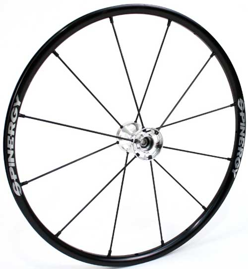 Rear Wheel Spinergy Spox Lx Panthera Ab